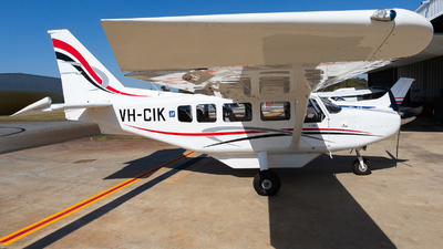 VH-CIK - Gippsland GA-8-TC320 Airvan - Private