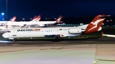 VH-NHM - Fokker 100 - QantasLink (Network Aviation)
