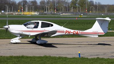 PH-DAI - Diamond DA-40D Diamond Star TDI - Wings over Holland