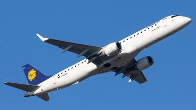 A picture of DAEMC - Embraer E195LR - [19000300] - © Maik Voigt