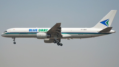 VT-BDO - Boeing 757-204(PCF) - Blue Dart Aviation