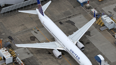 N62895 - Boeing 737-924ER - United Airlines