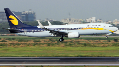 VT-JTM - Boeing 737-86J - Jet Airways