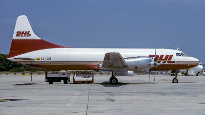 EC-255 - Convair CV-580(F) - DHL (Swiftair)
