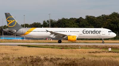 A picture of DATCA - Airbus A321211 - Condor - © Sebastian Sowa
