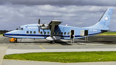 OY-MMA - Short 360-100 - Maersk Air