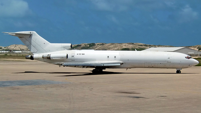 N727BM - Boeing 727-230(Adv)(F) - Jubba Airways