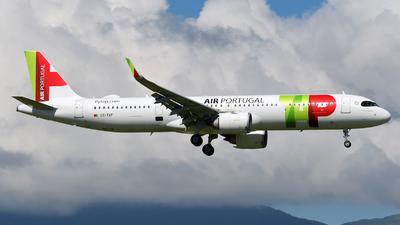 A picture of CSTXF - Airbus A321251NX - TAP Air Portugal - © Paul Denton