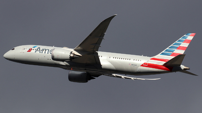 A picture of N804AN - Boeing 7878 Dreamliner - American Airlines - © n94504