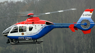 D-HTWO - Eurocopter EC 135P2 - Germany - Police