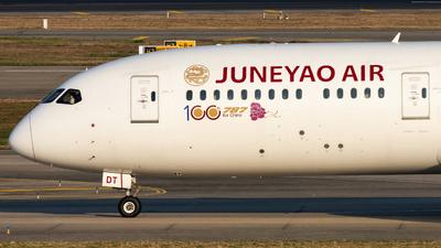 B-20DT - Boeing 787-9 Dreamliner - Juneyao Airlines