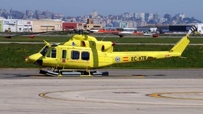 EC-KTR - Bell 412EP - Inaer