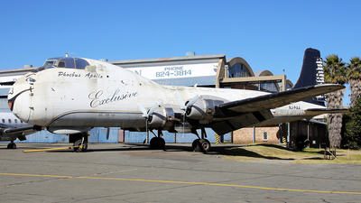 9J-PAA - Aviation Traders ATL-98 Carvair - Phoebus Apollo Aviation
