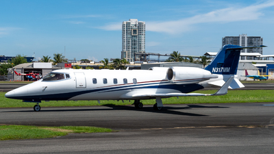 N317MM - Bombardier Learjet 60 - Private