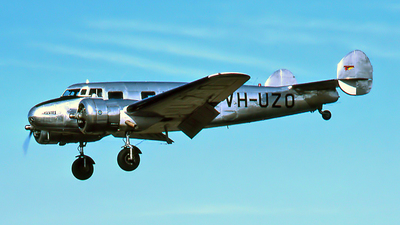 VH-UZO - Lockheed 10A Electra - Private
