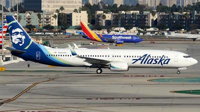 N266AK - Boeing 737-990ER - Alaska Airlines
