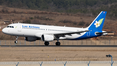 RDPL-34188 - Airbus A320-214 - Lao Airlines