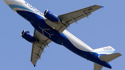 VT-IEN - Airbus A320-232 - IndiGo Airlines