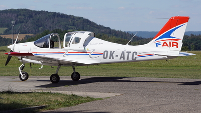 OK-ATC - Tecnam P2002JF Sierra - F Air