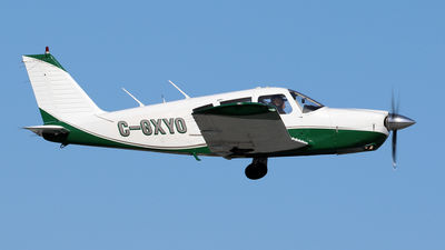 C-GXYO - Piper PA-28R-180 Cherokee Arrow - Private