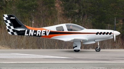LN-REV - Lancair 360 - Private