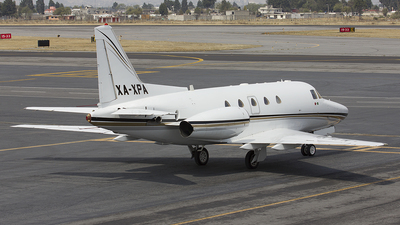 XA-XPA - Rockwell Sabreliner 65 - Private