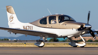 N476Y - Cirrus SR22-GTSx G3 Turbo - Private