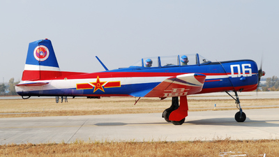 06 - Nanchang CJ-6A - China - Air Force