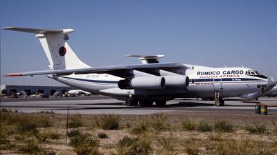 UR-76441 - Ilyushin IL-76MD - Romoco Cargo South Africa