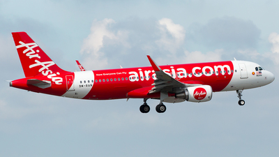 A picture of 9MRAN - Airbus A320216 - AirAsia - © Hon Kit