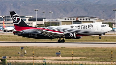 B-2958 - Boeing 737-3W0(SF) - SF Airlines