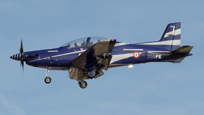 03 - Pilatus PC-21 - France - Air Force