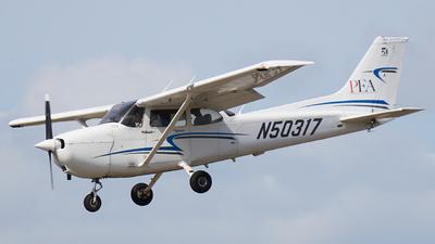 N50317 - Cessna 172S Skyhawk SP - Phoenix East Aviation