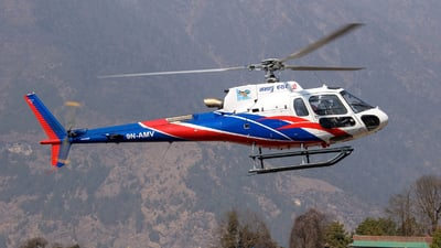 9N-AMV - Airbus Helicopters H125 - Manang Air