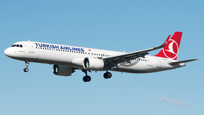 TC-LSH - Airbus A321-271NX - Turkish Airlines