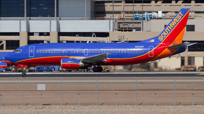 N315SW - Boeing 737-3H4 - Southwest Airlines