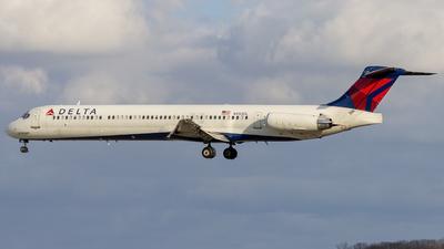 N953DL - McDonnell Douglas MD-88 - Delta Air Lines