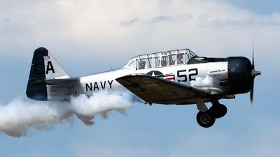N3645F - North American SNJ-5 Texan - Private