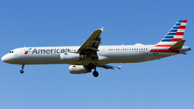 N507AY - Airbus A321-231 - American Airlines
