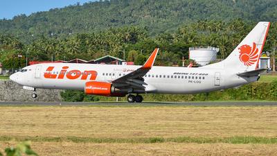 A picture of PKLOQ - Boeing 7378GP - Lion Air - © Darmawan