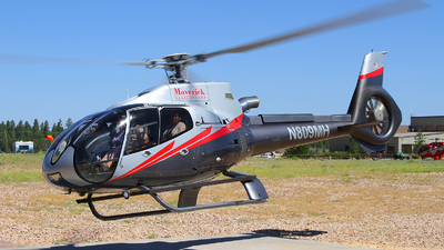 N809MH - Eurocopter EC 130B4 - Maverick Helicopters