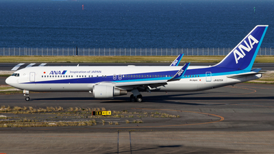 JA625A - Boeing 767-381(ER) - All Nippon Airways (Air Japan)