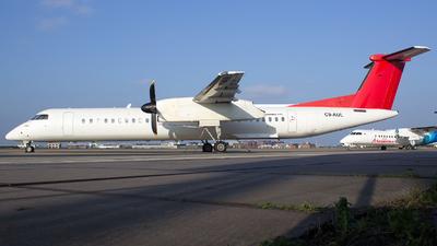 C9-AUL - Bombardier Dash 8-Q402 - Linhas Aéreas de Moçambique (LAM)
