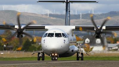 ZK-MVQ - ATR 72-212A(600) - Air New Zealand