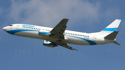 SP-ENA - Boeing 737-4Q8 - Enter Air