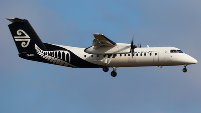 ZK-NEB - Bombardier Dash 8-Q311 - Air New Zealand