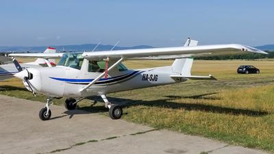 HA-SJG - Cessna 152 II - Magyar Repülõ Szövetség