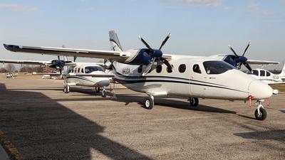 N411CA - Tecnam P2012 Traveller - Cape Air