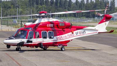 A picture of VF145 - Leonardo AW139 - [31894] - © Mattia De Bon