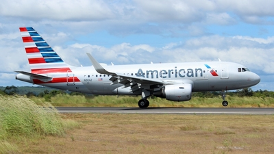 N9012 - Airbus A319-115 - American Airlines